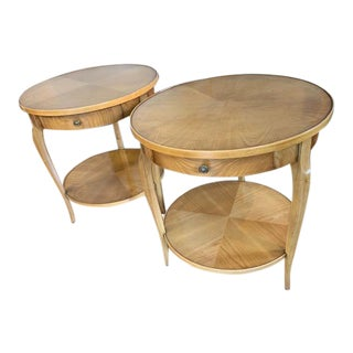 Mid-Century Modern William Switzer Side Tables - a Pair For Sale