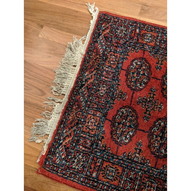 "Karastan Bokhara Rug (2'-2"" X 4'-0"") For Sale In Dallas - Image 6 of 9"
