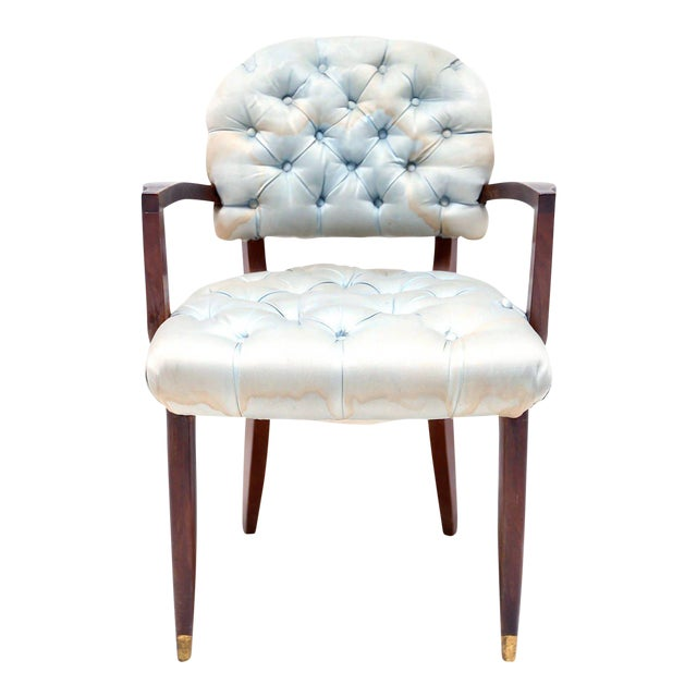 Jules Leleu Armchair For Sale