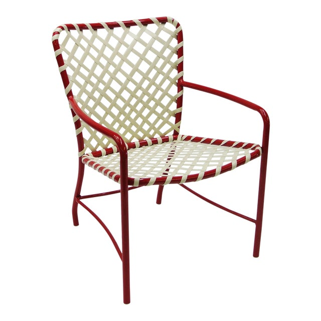 Brown Jordan Tamiami Single Dining Chair For Sale