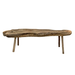 19th Century Belgian Sanglier Coffee Table For Sale