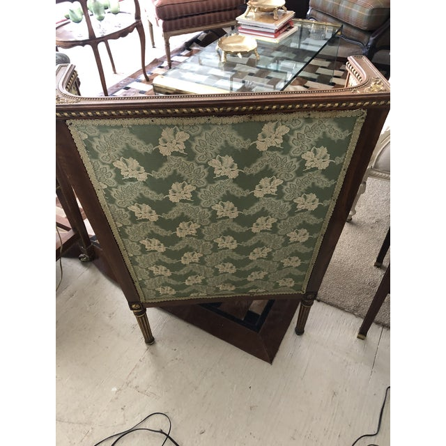 Ladies French Bergère Armchair For Sale - Image 10 of 13