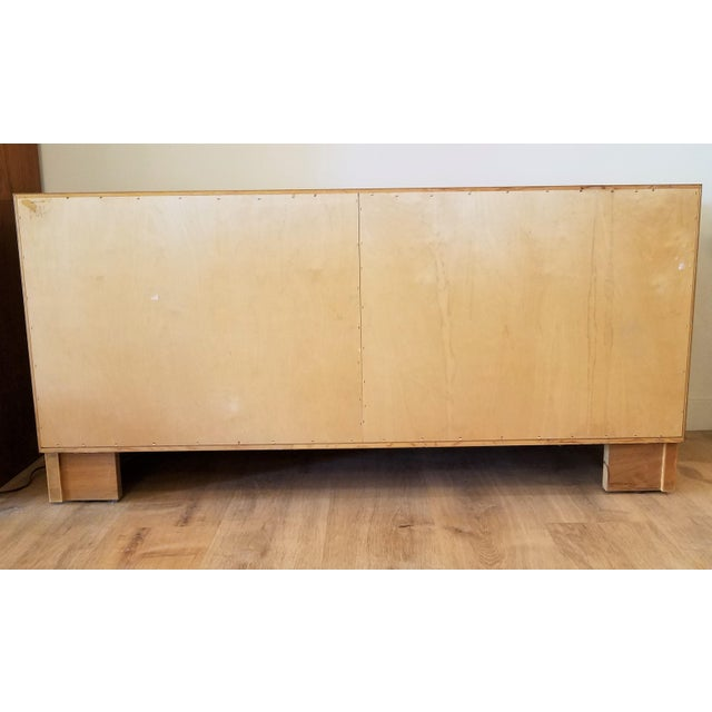 1960s Paol Hundevad Restored Compact Teak Credenza For Sale - Image 10 of 12