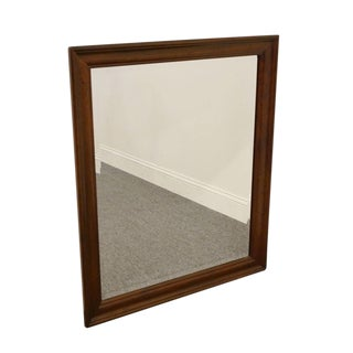 Late 20th Century Vintage Pennsylvania House Solid Cherry Mirror For Sale