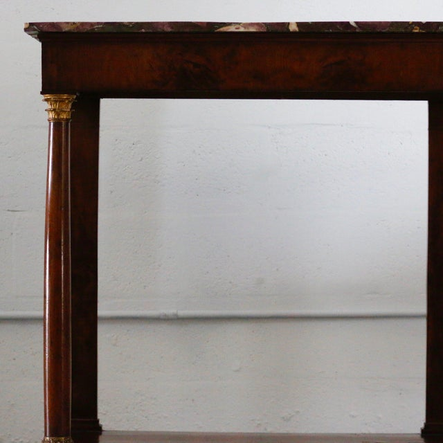 Italian 19th Century Italian Console For Sale - Image 3 of 4