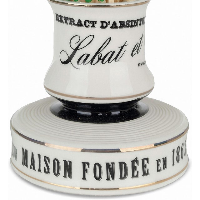 """A French Bistro match striker and holder - """"Labat"""". OM BACK ORDER SHIPS AUGUST 26TH This traditional match strike is..."""