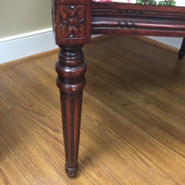 White Louis XVI-Style Highland House Chair For Sale - Image 8 of 9
