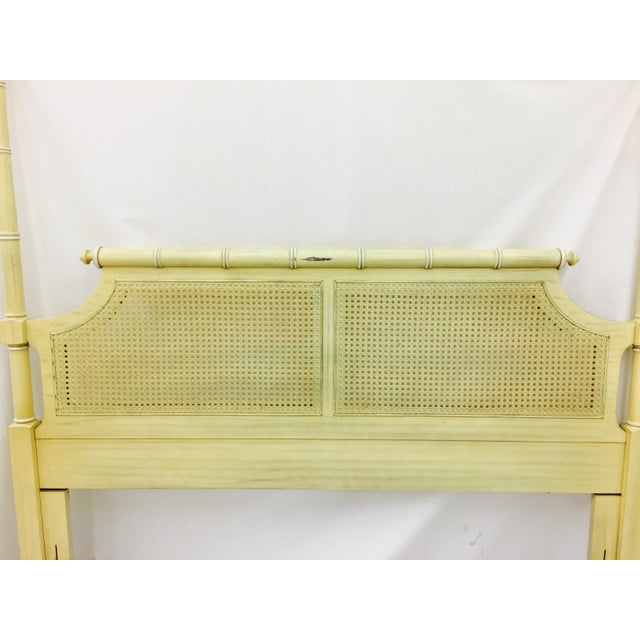 Chinese Chippendale Style Headboard - Image 4 of 7