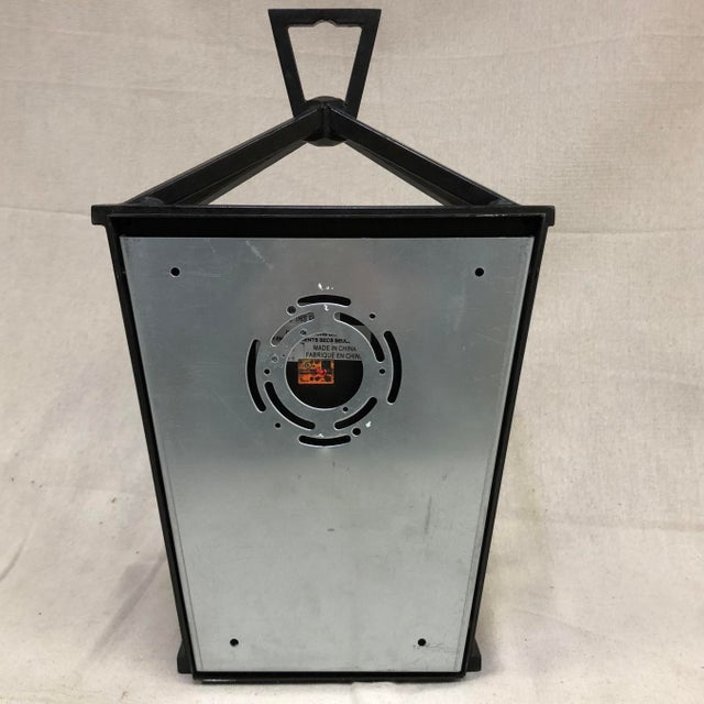 Aged Iron Darlana Wall Lantern by Visual Comfort For Sale In Washington DC - Image 6 of 8