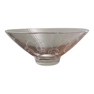 Waterford Crystal Centerpiece Bowl For Sale