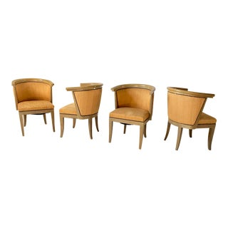 1960s Mid-Century Modern Romweber Dining Chairs - Set of 4 For Sale