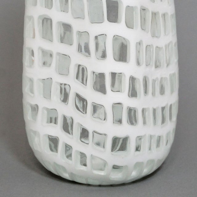 Mid 20th Century Tobia Scarpa Vase 'occhi' For Venini Ca. 1970 For Sale - Image 5 of 9