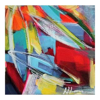 "Julie Hansen ""New Seas"" Original Painting"