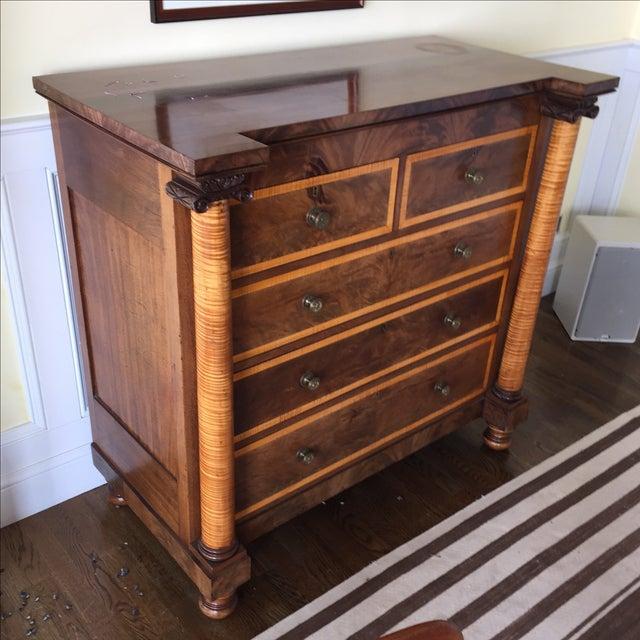 Biedermeier Style Dresser - Image 4 of 9