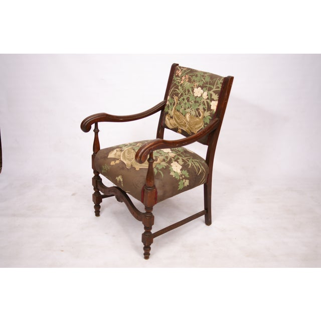 Wild Duck Upholstered Chair - Image 4 of 4