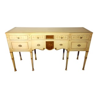 Orinoco Furniture Co Neoclassical Sideboard