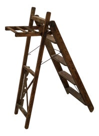 Image of Wooden Ladders