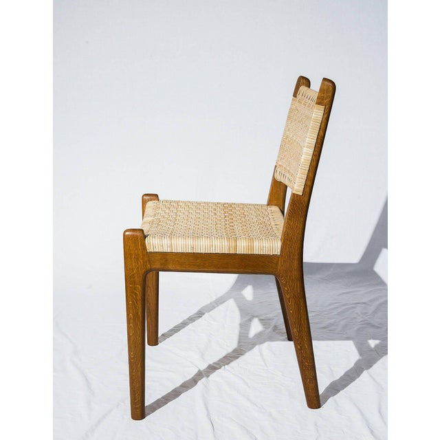 Set of 16 Hans Wegner CH31 Dining Chairs For Sale - Image 4 of 10