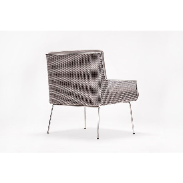 Davis Allen Lounge Chair For Sale - Image 5 of 9