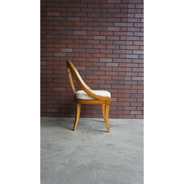 Karges Neoclassical Dining Chairs - Set of 6 For Sale - Image 10 of 11