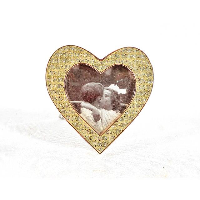 Three Mini Diamond Photo Frames by Milano Series For Sale - Image 4 of 9