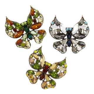Butterfly Clip Set - Set f 3 For Sale