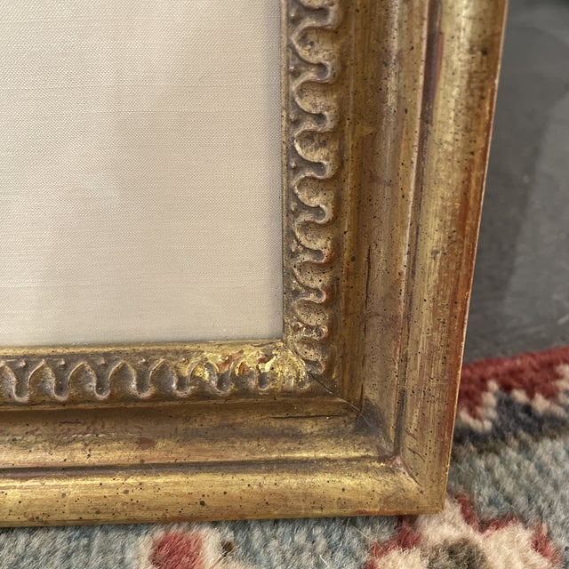Mid 18th Century Catesby Botanical and Bird Print, Framed For Sale - Image 4 of 7