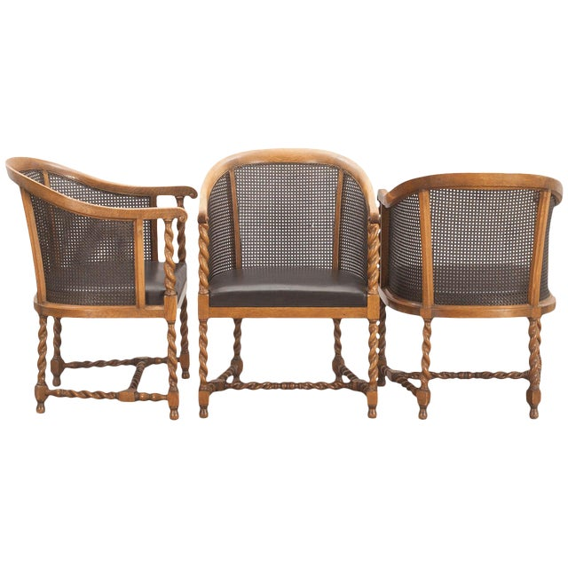 Chairs by Nordiska Kompaniet, 1926 For Sale