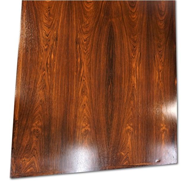 Wood Original Danish Modern Peter Hvidt & Orla Mølgaard-Nielsen Desk For Sale - Image 7 of 12