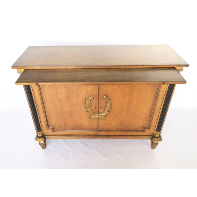 Mid 20th Century Exceptional Italian Neoclassical Sideboard For Sale - Image 5 of 8