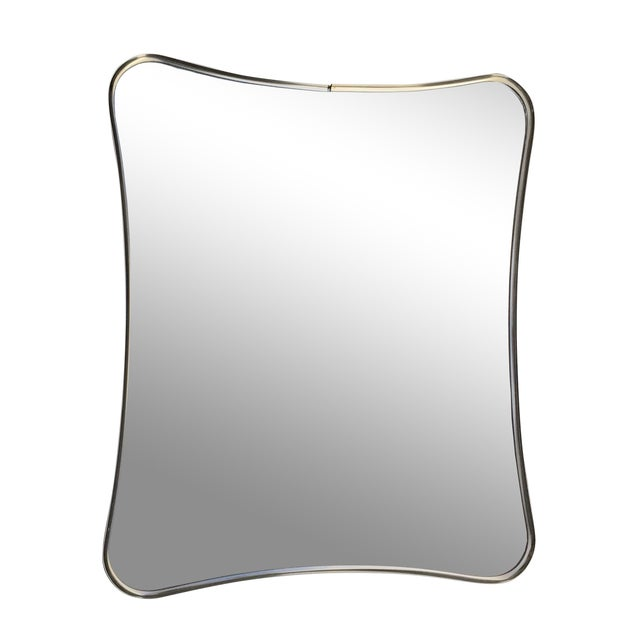 Vintage Amoeba Vanity Wall Mirror by Contemporary - Image 1 of 8