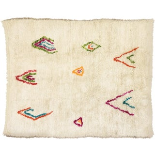 Moroccan Contemporary Berber Azilal Rug - 06'08 X 08'00 For Sale