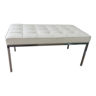 Knoll Two Seater Bench For Sale