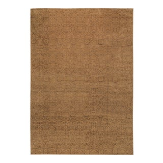 Contemporary Hand Woven Rug - 12' x 18' For Sale