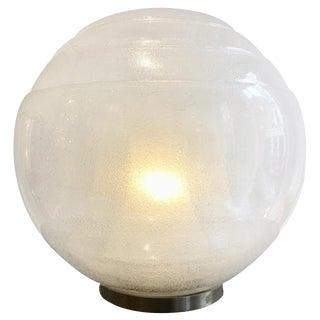 Table Lamp by Carlo Nason for Mazzega, Italy, Circa 1960 For Sale