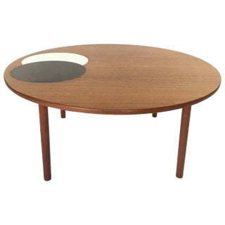 Grete Jalk Eclipse Cocktail Table For Sale