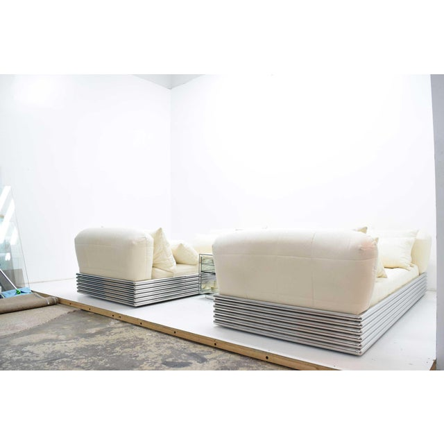 Pair of Brueton Radiator Beds For Sale - Image 12 of 13