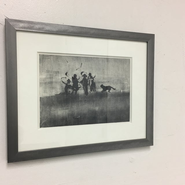 Original Charcoal Drawing, Signed and Framed - Image 3 of 6