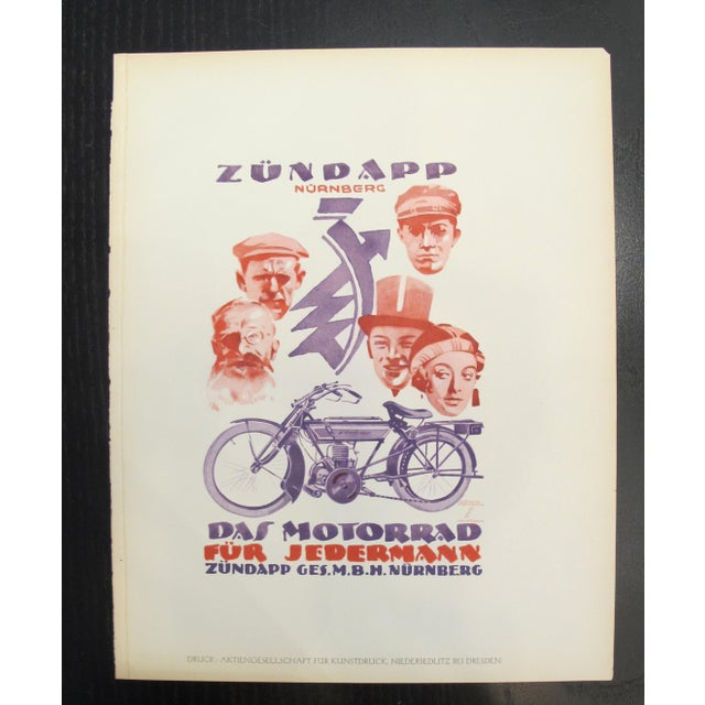 About The Poster: From a magnificent book of Hohlwein's works, published in the early 1920s. Born in Munich, Germany in...