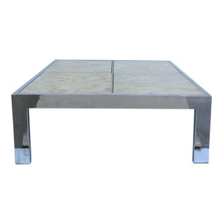 Leon Rosen Pace Collection Coffee Table For Sale