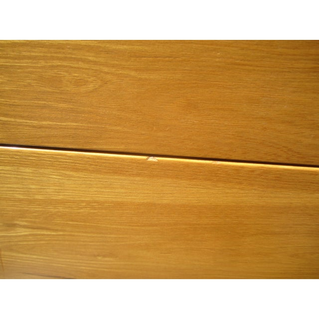1970s Milo Baughman Thayer Coggin Maple Double Modular Dresser For Sale - Image 9 of 13