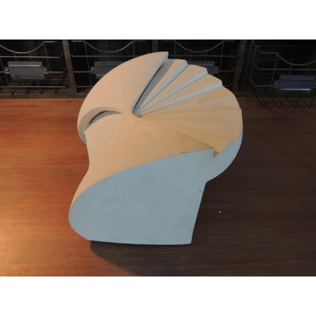 Art Deco Boyd Lighting Art Deco Fan Shaped Wall Light Sconces - a Pair For Sale - Image 3 of 11