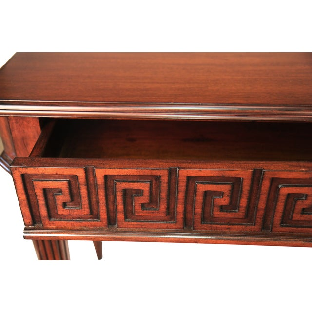 Hollywood Regency Style Console - Image 4 of 4