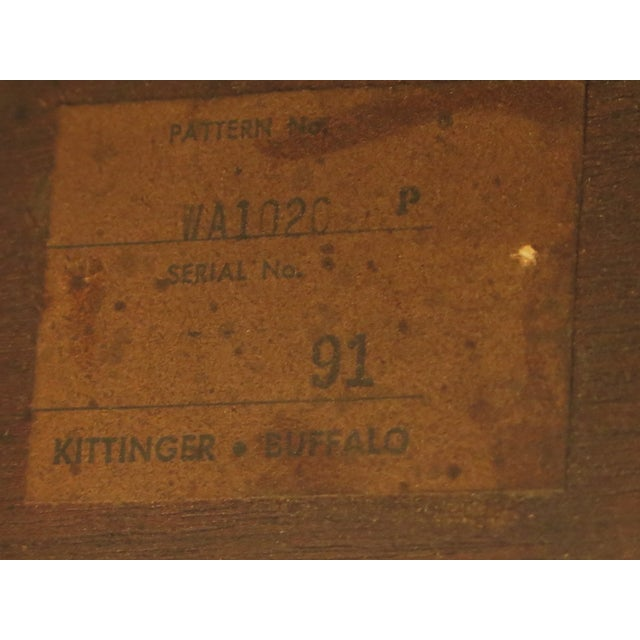 Kittinger Williamsburg Collection Occasional Table - Image 10 of 11