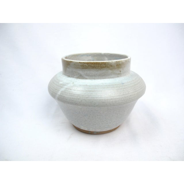 Mid 20th Century Mid Century Modern Art Pottery Signed Nels & Betty Mears For Sale - Image 5 of 9