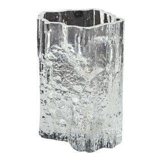 Tapio Wirkkala for Iittala Glass Vase For Sale