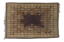 Image of Primitive Contemporary Machine-Made Rugs