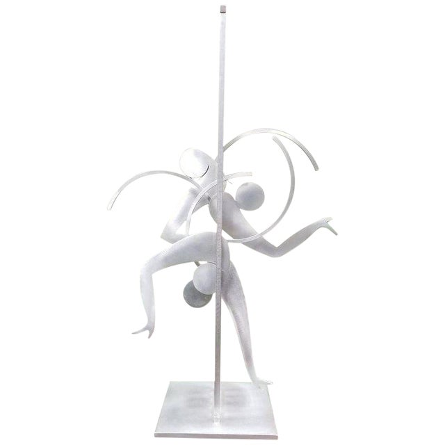 Kinetic Sculpture by Jerome Kirk For Sale