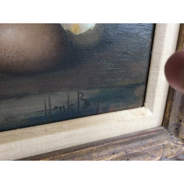 Henk Bos Original Still Life Oil Painting For Sale - Image 4 of 9