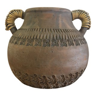 Antique Terracotta Jug